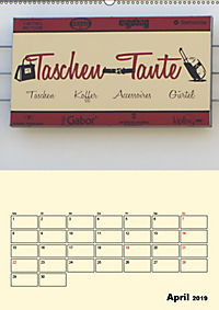HIN-Gucker II - Witzige Werbung in unseren Strassen / Planer (Wandkalender 2019 DIN A2 hoch) - Produktdetailbild 4
