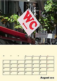 HIN-Gucker II - Witzige Werbung in unseren Strassen / Planer (Wandkalender 2019 DIN A2 hoch) - Produktdetailbild 8