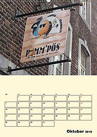HIN-Gucker II - Witzige Werbung in unseren Strassen / Planer (Wandkalender 2019 DIN A2 hoch) - Produktdetailbild 10