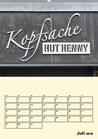 HIN-Gucker II - Witzige Werbung in unseren Strassen / Planer (Wandkalender 2019 DIN A2 hoch) - Produktdetailbild 7
