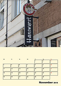 HIN-Gucker II - Witzige Werbung in unseren Strassen / Planer (Wandkalender 2019 DIN A2 hoch) - Produktdetailbild 11