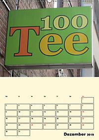 HIN-Gucker II - Witzige Werbung in unseren Strassen / Planer (Wandkalender 2019 DIN A2 hoch) - Produktdetailbild 12