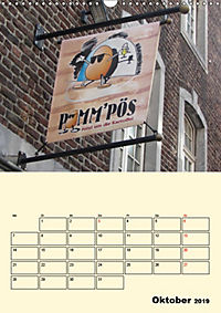 HIN-Gucker II - Witzige Werbung in unseren Strassen / Planer (Wandkalender 2019 DIN A3 hoch) - Produktdetailbild 10