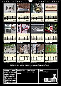 HIN-Gucker II - Witzige Werbung in unseren Strassen / Planer (Wandkalender 2019 DIN A3 hoch) - Produktdetailbild 13