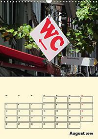HIN-Gucker II - Witzige Werbung in unseren Strassen / Planer (Wandkalender 2019 DIN A3 hoch) - Produktdetailbild 8