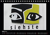 HIN-Gucker - Witzige Werbung in unseren Strassen (Tischkalender 2019 DIN A5 quer) - Produktdetailbild 3
