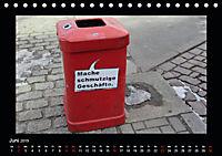 HIN-Gucker - Witzige Werbung in unseren Strassen (Tischkalender 2019 DIN A5 quer) - Produktdetailbild 6