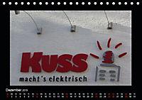 HIN-Gucker - Witzige Werbung in unseren Strassen (Tischkalender 2019 DIN A5 quer) - Produktdetailbild 12