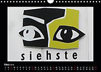 HIN-Gucker - Witzige Werbung in unseren Strassen (Wandkalender 2019 DIN A4 quer) - Produktdetailbild 3