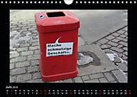 HIN-Gucker - Witzige Werbung in unseren Strassen (Wandkalender 2019 DIN A4 quer) - Produktdetailbild 6