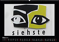 HIN-Gucker - Witzige Werbung in unseren Strassen (Wandkalender 2019 DIN A2 quer) - Produktdetailbild 3