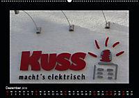 HIN-Gucker - Witzige Werbung in unseren Strassen (Wandkalender 2019 DIN A2 quer) - Produktdetailbild 12