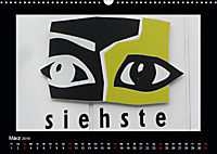 HIN-Gucker - Witzige Werbung in unseren Strassen (Wandkalender 2019 DIN A3 quer) - Produktdetailbild 3