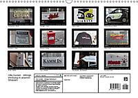 HIN-Gucker - Witzige Werbung in unseren Strassen (Wandkalender 2019 DIN A3 quer) - Produktdetailbild 13