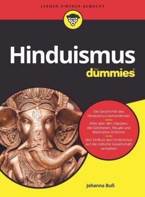 Hinduismus für Dummies - Johanna Buß |