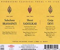 Hindustani Classical Vocal - Produktdetailbild 1