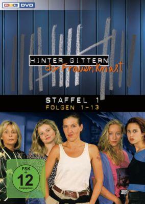 Hinter Gittern: Der Frauenknast - Staffel 1, Teil 1, Hinter Gittern