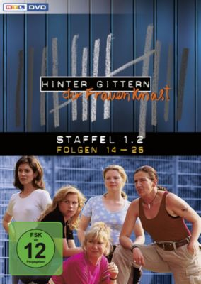 Hinter Gittern: Der Frauenknast - Staffel 1, Teil 2, Hinter Gittern
