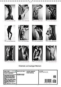 Hinterteile von knackigen Männern (Wandkalender 2019 DIN A3 hoch) - Produktdetailbild 13