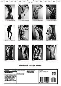 Hinterteile von knackigen Männern (Wandkalender 2019 DIN A4 hoch) - Produktdetailbild 13