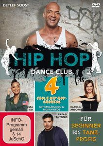 Hip Hop Dance Club, Detlef D! Soost