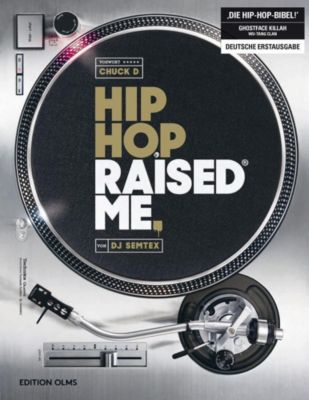 Hip Hop Raised Me - DJ Semtex |