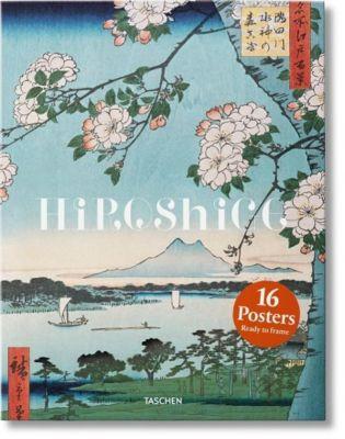 Hiroshige. Poster Box