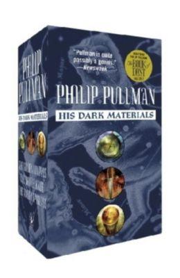 His Dark Materials, 3 Vols., Philip Pullman