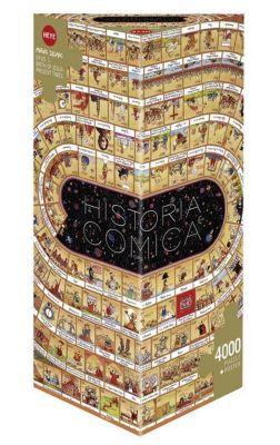 Historia Comica 1 (Puzzle), Marino Degano