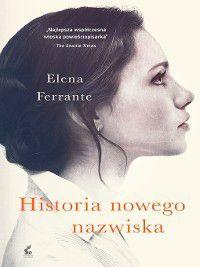 Historia nowego nazwiska, Elena Ferrante