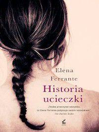 Historia ucieczki, Elena Ferrante