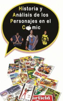 Historia y Análisis de los personajes en el cómic, Narciso Casas