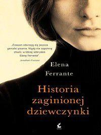 Historia zaginionej dziewczynki, Elena Ferrante
