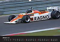 Historic Formula One 2019 (Wandkalender 2019 DIN A3 quer) - Produktdetailbild 1