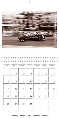 Historic Grand Prix of Monaco (Wall Calendar 2019 300 × 300 mm Square) - Produktdetailbild 1