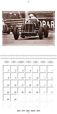 Historic Grand Prix of Monaco (Wall Calendar 2019 300 × 300 mm Square) - Produktdetailbild 4