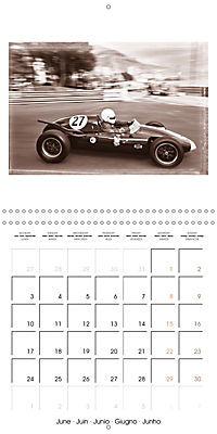 Historic Grand Prix of Monaco (Wall Calendar 2019 300 × 300 mm Square) - Produktdetailbild 6