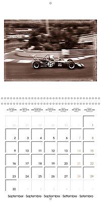 Historic Grand Prix of Monaco (Wall Calendar 2019 300 × 300 mm Square) - Produktdetailbild 9