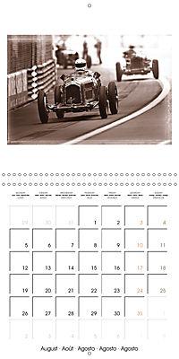 Historic Grand Prix of Monaco (Wall Calendar 2019 300 × 300 mm Square) - Produktdetailbild 8