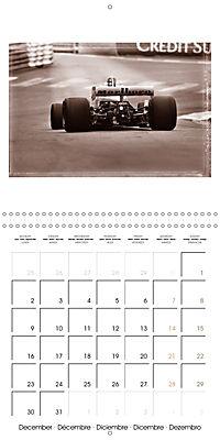Historic Grand Prix of Monaco (Wall Calendar 2019 300 × 300 mm Square) - Produktdetailbild 12