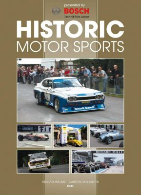 Historic Motor Sports, Michael Willms, Carsten van Zanten