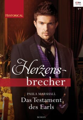 Historical Herzensbrecher: Das Testament des Earls, Paula Marshall