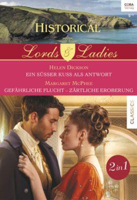 Historical Lords & Ladies: Ein süsser Kuss als Antwort, Helen Dickson