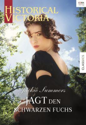 Historical Victoria: Jagt den Schwarzen Fuchs, Jackie Summers