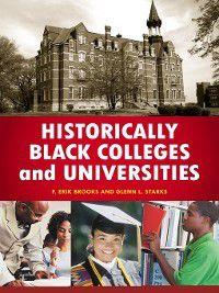 Historically Black Colleges and Universities, Glenn Starks, F. Brooks