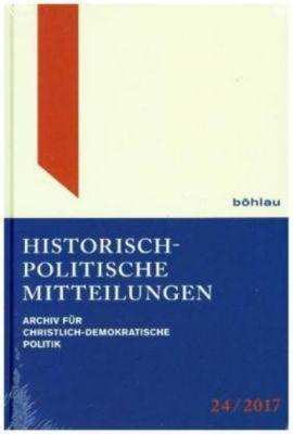 Historisch-Politische Mitteilungen