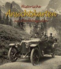 Historische Ansichtskarten aus Berchtesgaden, Anton Resch