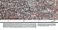 Historische Karte: Die Sudetenländer, 1938 (Plano) - Produktdetailbild 1