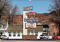 Historische Motels USA (Wandkalender 2019 DIN A2 quer) - Produktdetailbild 1