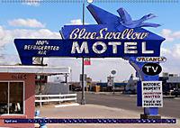 Historische Motels USA (Wandkalender 2019 DIN A2 quer) - Produktdetailbild 4